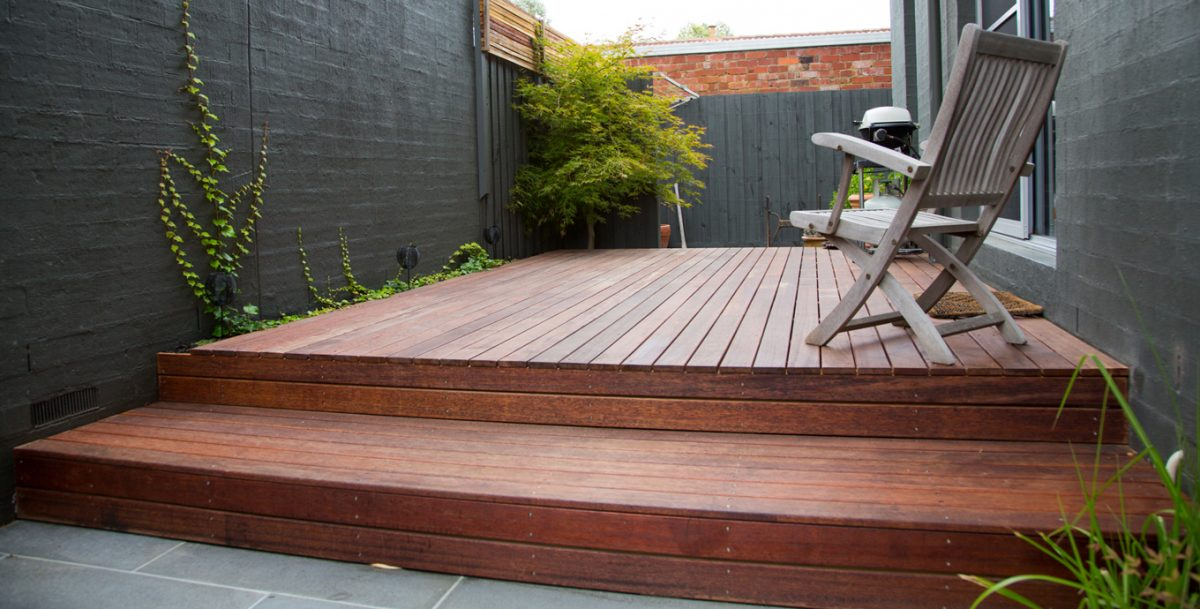 Decking timber builder geelong