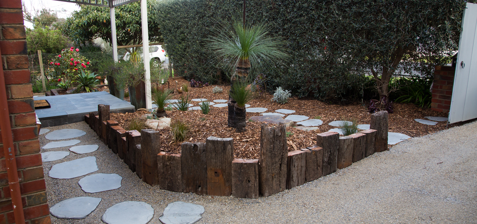 landscaping design construction geelong