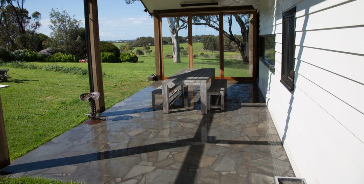 stone concrete pavers geelong vic
